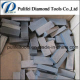 Segment van het Blad van de Zaag van het Graniet van de Steen van de diamant het Scherpe voor de Fabrikant van het Blok