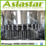 пластичное оборудование упаковки воды бутылки 4000bph польностью автоматическое 1.5L-5L