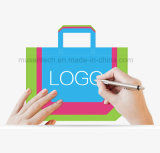 Sacchetto materiale non tessuto ecologico di stampa promozionale di marchio