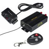 Carro GPS Rastreador GPS103A+ com combustível para destravar a porta de bloqueio do monitor pelo controlador Remorte