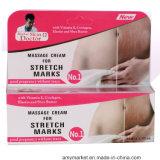 Crema del masaje para embarazo de la crema del retiro de las marcas de estiramiento el buen sin el rastro 50ml