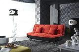Sofá de malha de tecido de camurça para preço justo
