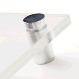 Marcos magnéticos de la visualización del plexiglás, marco de acrílico derecho libre de la foto