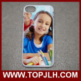 Sublimation en gros de couverture de cas de téléphone mobile de PC pour l'iPhone 7