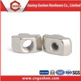 Noix Nuts/en aluminium de tête de marteau de l'acier du carbone de noix du profil T T