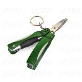 Trousseau de clés multifonctionnel de vente chaud de l'outil 4in1