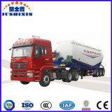 3개의 차축 건조한 대량 시멘트 분말 실용적인 화물 트럭 트레일러