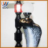 Material de resina Snake Glass Bottle Shisha Hookah