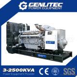 Diesel 1000kVA van Perkins 800kw Industriële Generator (GPP1000)