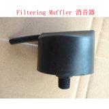 Il soppressore di filtrazione per la misurazione del rumore del silenziatore del silenziatore del compressore d'aria desonorizza