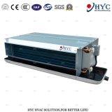 Marcação de teto industriais de elevado desempenho da água gelada confinado a unidade da bobina do ventilador