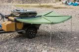 صنع وفقا لطلب الزّبون نموذجيّة مسيكة [أفّروأد] [4إكس4] جانب قابل للانكماش سيّارة [أونينغ/4إكس4] سقف خيمة/سيّارة خيمة لأنّ [جيمني] أجزاء