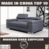 Большой кривой дизайн комбинации диван Wiith регулируемый подголовник