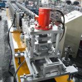 0.5 - 1.0mm galvanizou o rolo de aço da porta do obturador do metal que dá forma à máquina