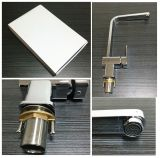 Australie Standard Water-Saving Brass Chrome Single-Lever Kitchen Sanitary Ware (HD4257)