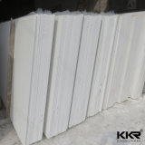 De zuivere Witte Countertop van 20mm Steen van het Kwarts van de Plak Kunstmatige
