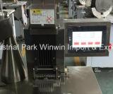 Cápsula semi-automático Máquina de Llenado con PLC y HMI