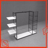 Pliage Portable au détail de vêtements Rack rack pour enduire Portable Shop