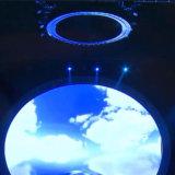 훈장 음악 샘 디지털 물 커튼 샘