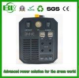 12V 80ah AC/DCリチウム電池の純粋な正弦波500W- 1000W (220V力インバーターへのピーク)との携帯用UPS力12V