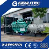 Cummins 1250kVA 1 mw Diesel Generator met Kta50-G3