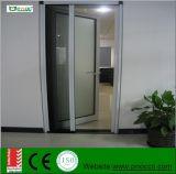 Gemaakt in de Deur van de Gordijnstof van het Aluminium van de heet-Verkoop van China met de Certificatie van Ce
