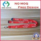 Acollador impreso pantalla tubular modificado para requisitos particulares calidad de la seguridad de la insignia (KSD-947)