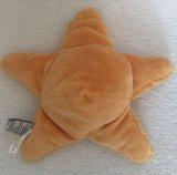 Juguete suave relleno estrellas de mar de la felpa del animal de mar