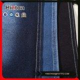 tessuto di lavoro a maglia del denim di colore dell'indaco di qualità 300GSM