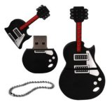 Mecanismo impulsor del flash del USB de la guitarra del PVC del nuevo producto 2017 (EG. 530)
