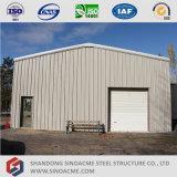Prefabricados Sinoacme bastidor de metal ligero edificio de almacenamiento de la estructura de acero