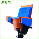 정제 극장 의자를 가진 Jy-906 폴딩 덮개 직물 강당