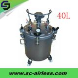 Горячий бак краски давления сбывания 10L 20L 30L 40L 60L автоматический