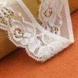 프랑스 순수한 레이스, 신부 나이지리아인 Laceembroidery 폴리에스테 손질 디자인 화학제품 레이스