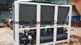 refrigerador 250kw de refrigeração ar com o compressor do parafuso de Hanbell