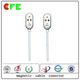 Connecteur pignon magnétique personnalisé à 2 broches Pogo pour pulvérisateur électrique