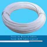 Fio elétrico isolado Teflon de oposição do cabo do calor de alta temperatura