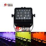 Nj-L20A impermeabilizan la luz de Rgbwauv 6in1 20PCS*15W LED