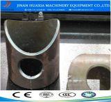 Cortadora redonda del plasma del CNC del tubo/cortadora circular del CNC del tubo