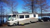 340W高性能のモノラル太陽電池パネル