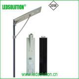 im Freien integriertes LED Licht der Solarder straßen-30W Energien-