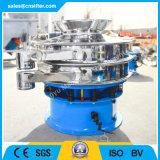 Abanador Vibratory circular da peneira do aço inoxidável