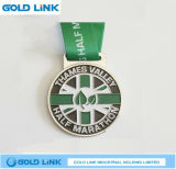 صنع وفقا لطلب الزّبون سباق المارتون وسام جار تذكار ميداليّة صقّال مكافأة معدن حرفات