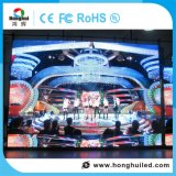 Hgih brillo P4 alquiler LED Video pared interior LED signo