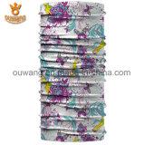 Bandana promozionale a buon mercato 100% di abitudine del cotone di disegno di modo