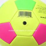 Bolitas miniatura Pequeño fútbol para niños pupila