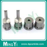 Punção de carboneto de tungsténio de precisão personalizada e Bucha