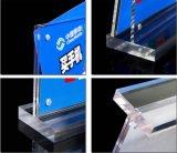 De acryl Houder van het Teken van de Vertoning Magnetische