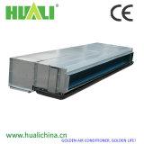 Geleiteter Typ Wasser-Decken-horizontales verborgenes Ventilator-Ring-Gerät mit Luft-Rückkehr-Kasten