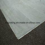 Reja de acero con calidad excelente de China